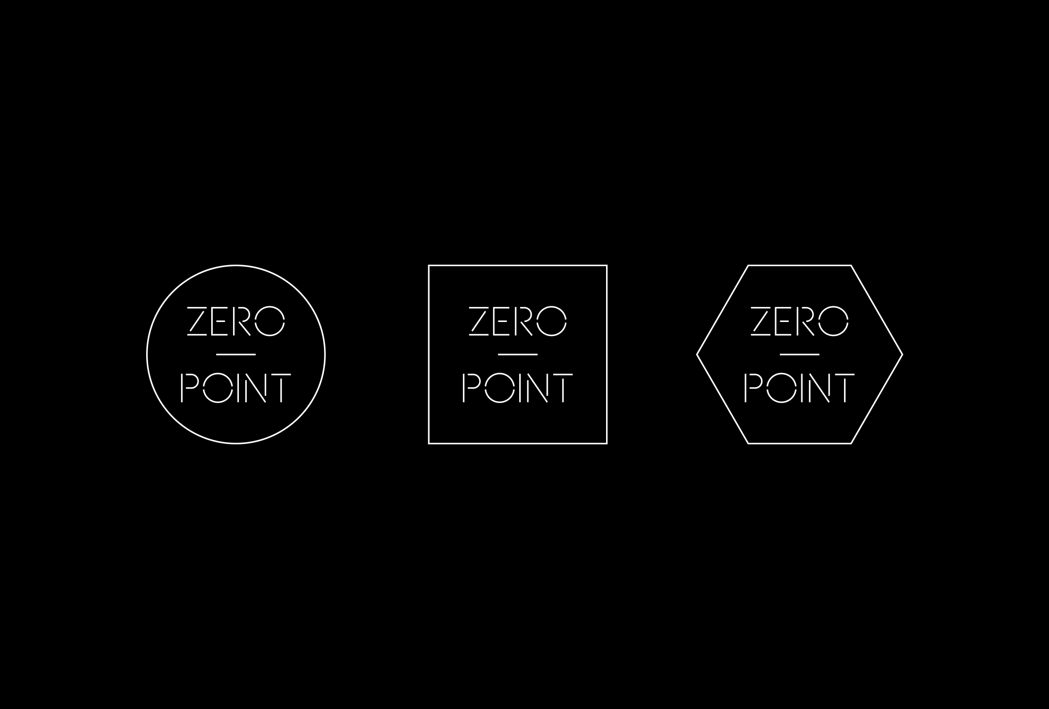 Zero Point_Zip-Design_Logos